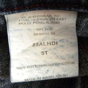 cc7bb02a9bdc6 Gymboree, Faded Glory, VF Jeanswear Bottoms - Bundle of 3 Little Girls'  Denim
